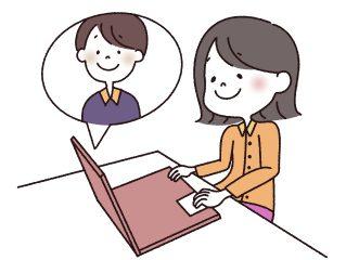 対面・オンラインのデートで相手に着目するところの違いは何?