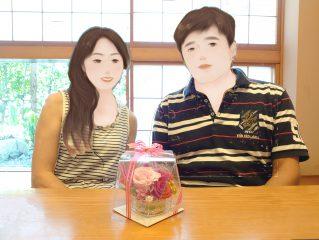 2021年5月成婚 西東京市 60代男性から近況報告