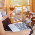 オンラインの初デートでの話題は「未来・将来」で交際を深める